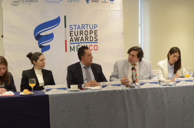 "México StartUp Europe Awards: ""Creating open innovative environments for the Mexican agro-food industry"""