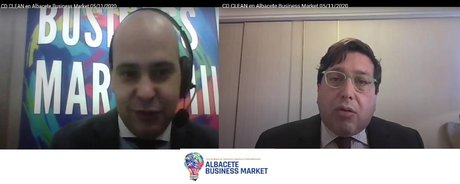 Albacete Business Market CD-Clean
