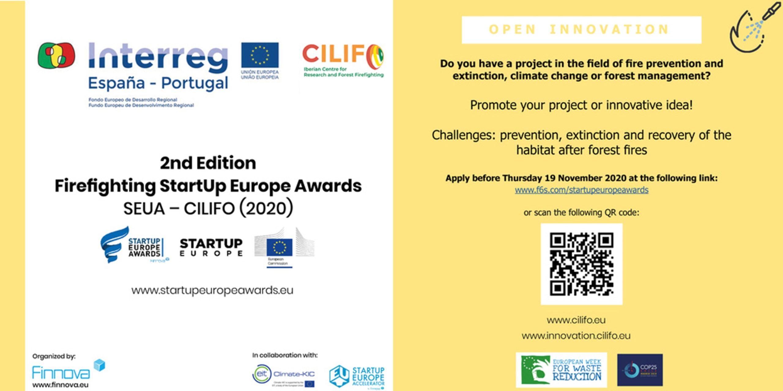CILIFO Startup Europe Awards